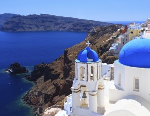 Photo of Santorini (island)