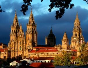 Photo of Santiago de Compostela