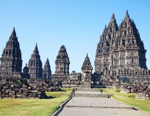 Photo of Borobudur