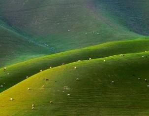 Photo of Xinjiang County
