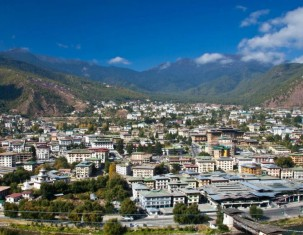 Photo of Thimphu