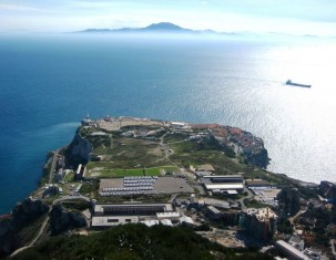Photo of Gibraltar