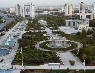 Photo of Ashgabad