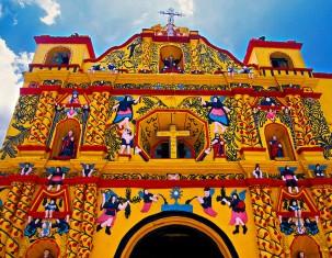 Photo of San Andrés Xecul