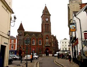 Photo of Newbury