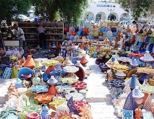 Photo of Houmt Souk