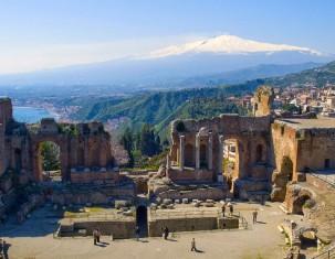 Photo of Taormina