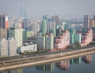 Photo of Pyongyang