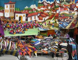 Photo of Otavalo