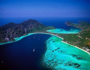 Photo of Phi Phi Don Island