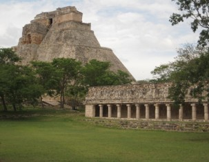 Photo of Uxmal
