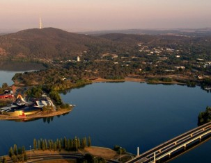 Photo of Canberra