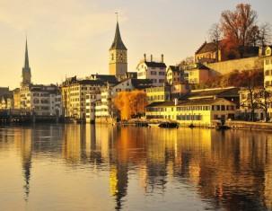 Photo of Zürich