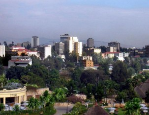 Photo of Addis Ababa