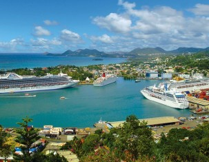 Photo of Castries