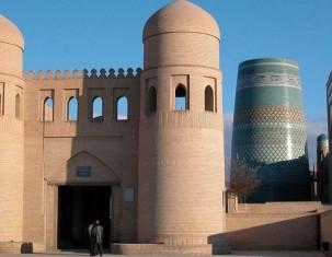 Photo of Khiva
