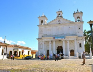 Photo of Suchitoto