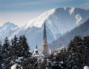 Photo of Davos