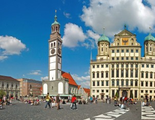Photo of Augsburg