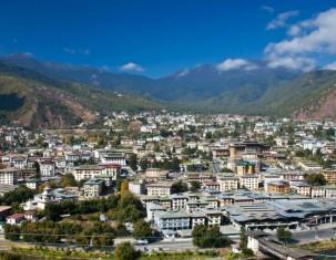 Photo of Thimphu
