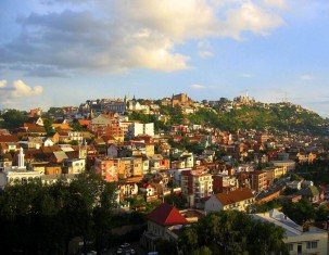 Photo of Fianarantsoa