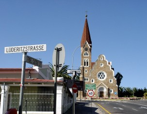 Photo of Windhoek