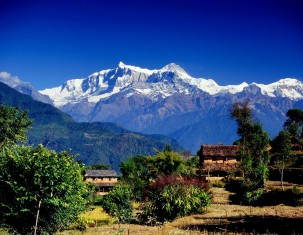 Photo of Pokhara