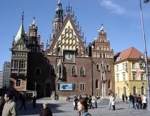 Photo of Wrocław