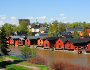 Photo of Porvoo (Borgå)