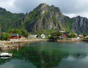 Photo of Svolvær