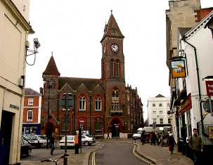 Photo of Newbury