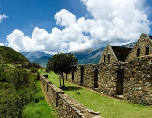 Photo of Choquequirao
