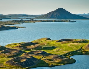 Photo of Mývatn