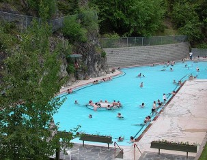 Photo of Radium Hot Springs
