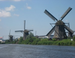 Photo of Kinderdijk