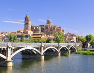 Photo of Salamanca