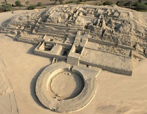 Photo of Caral