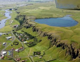 Photo of Kirkjubæjarklaustur