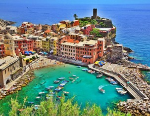 Photo of Vernazza
