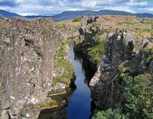 Photo of Þingvellir