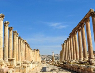 Photo of Jerash