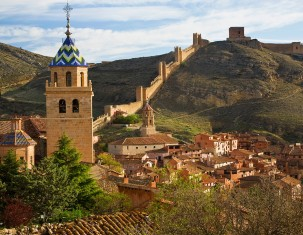 Photo of Albarracín