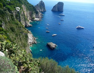 Photo of Capri island