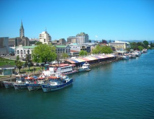 Photo of Valdivia