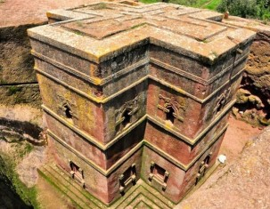 Photo of Lalibela