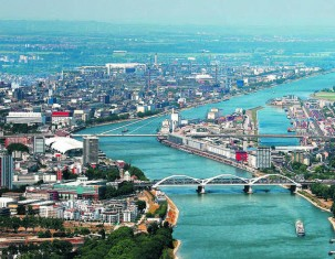 Photo of Ludwigshafen am Rhein