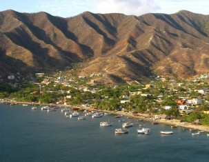 Photo of Taganga