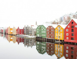 Photo of Trondheim