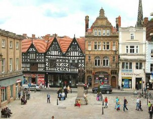 Photo of Shrewsbury