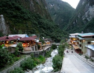 Photo of Aguas Calientes